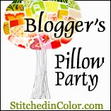 Blogger's Pillow Party