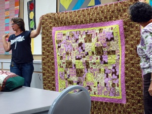 Quilt by Theresa