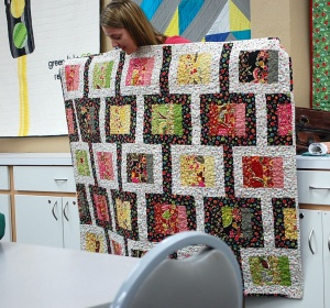 Quilt by Tricia