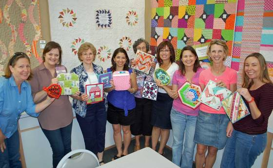 Happy potholder swappers!