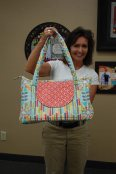 Shanyn's Girly Gym Bag