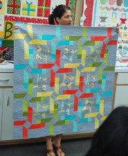 Michelle's Top 9 Quilt