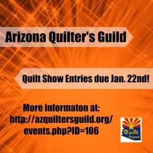 Arizona Quilter's Guild quilt show