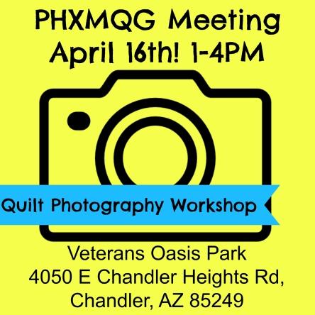 PHXMQG April 2016 Meeting